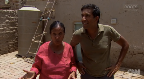 """During my internship with CNN's Medical Unit, I worked on Dr. Sanjay Gupta's """"Roots"""" special. My role in the project included logging b-roll, audio and interviews, as well as selecting appropriate shots to use in the video."""